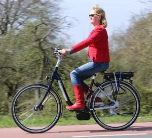 Sparta B2 elektrische fiets