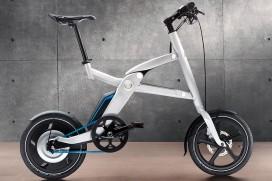 elektrische fiets van bmw