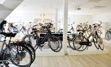 Sparta e-bike testcentrum