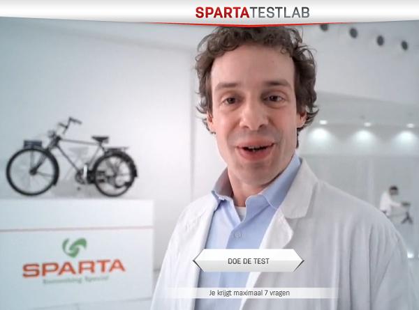 testlab sparta