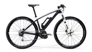 Merida Big Nine E-Lite elektrische mountainbike