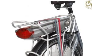 Sparta RXS+ genomimeerd voor elektrische fiets van 2014