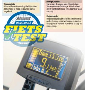 telegraaf ebike test 2014