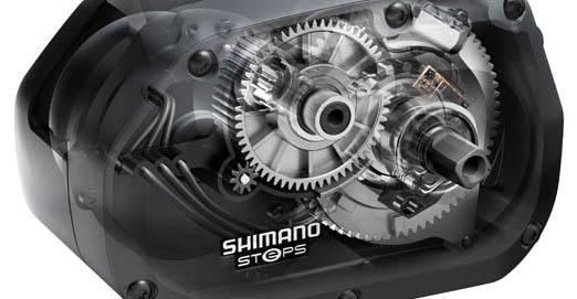 Shimano Steps 2015