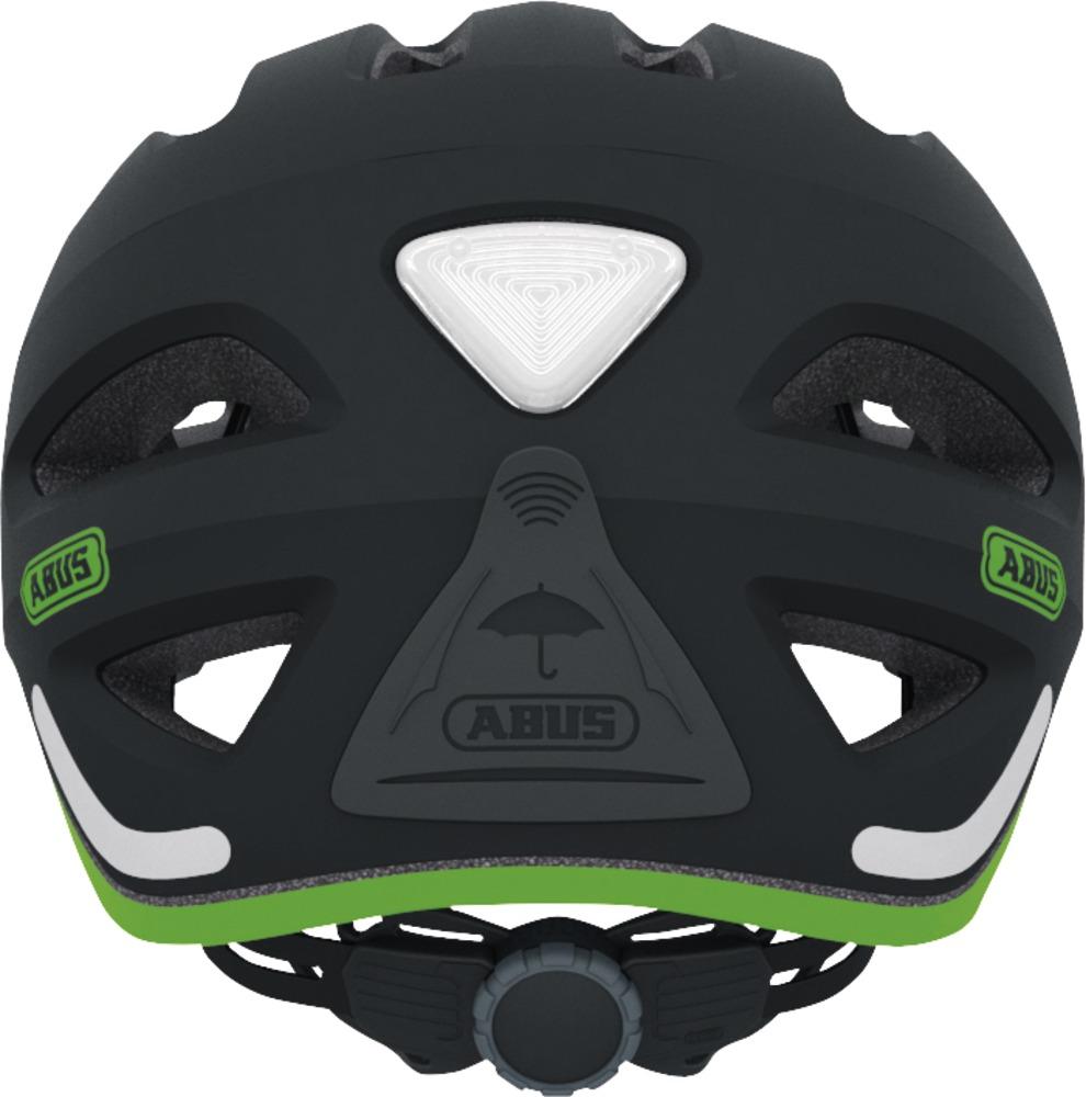 abus heeft helm voor snelle e bike. Black Bedroom Furniture Sets. Home Design Ideas