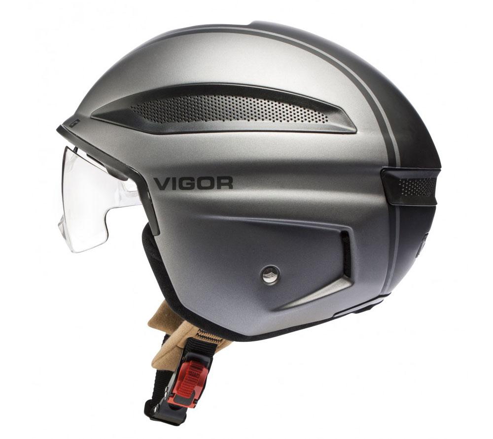cratoni vigor helm voor snelle e bikes. Black Bedroom Furniture Sets. Home Design Ideas