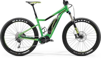 Elektrische hardtail Merida E-Big Trail 500