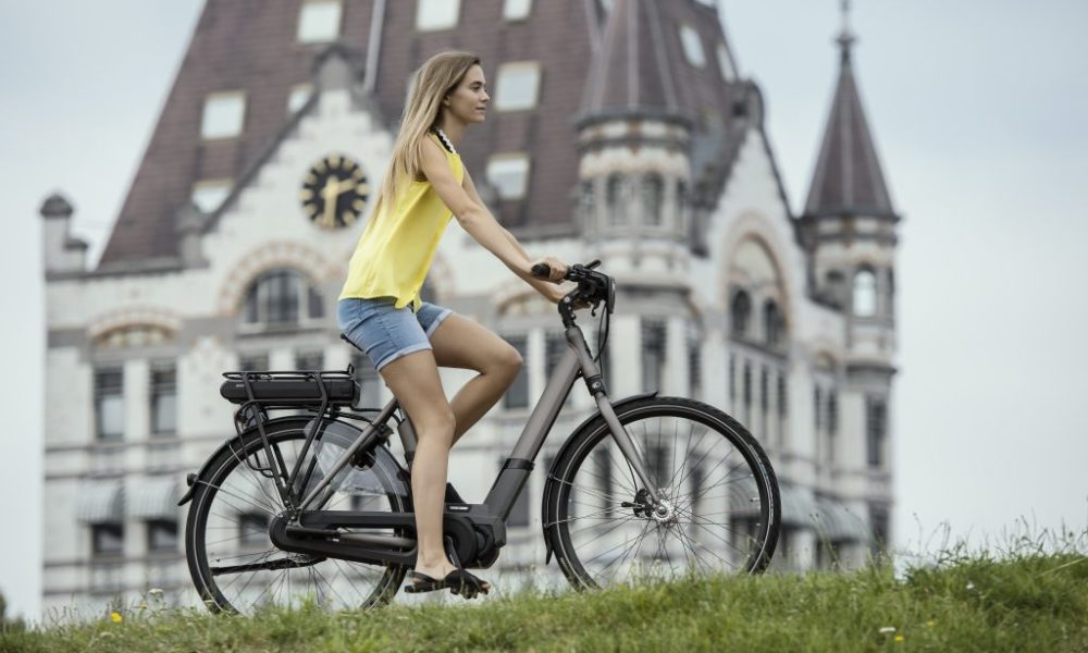 Kymco City Comfort ebike