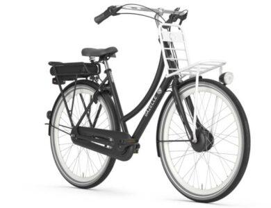 Gazelle Puur e-bike, winnaar AD schoolfietsen test